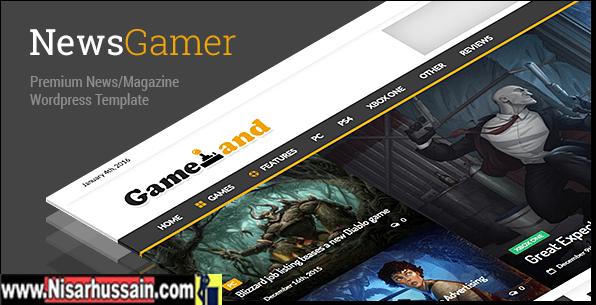 NewsGamer v2.1.5 and V3.0 Premium