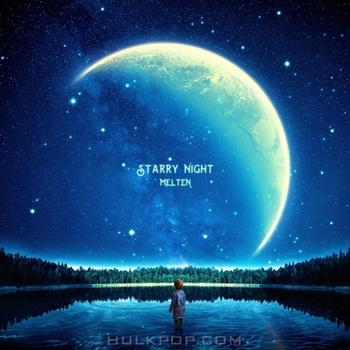 Melten – Starry night – Single