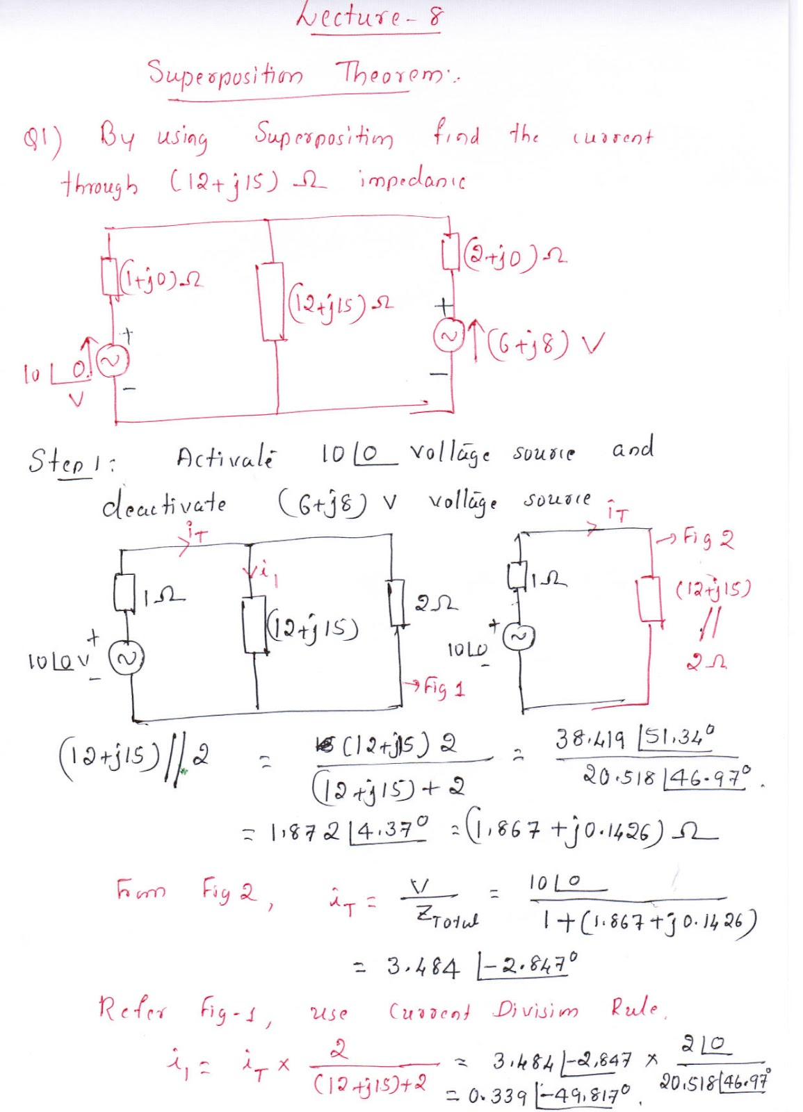 Electrical Machines Lecture Notes Electrical Machines 1