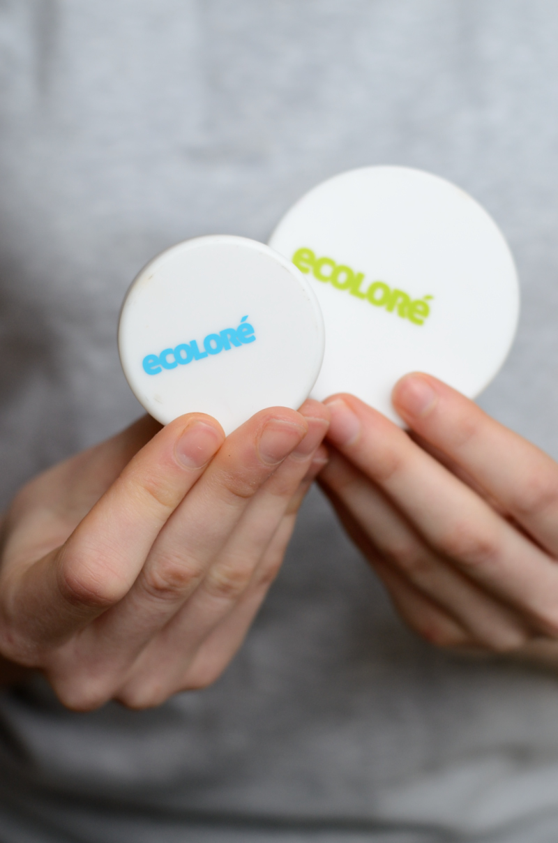 Ecolore | Mineralny korektor i mineralny puder matujący
