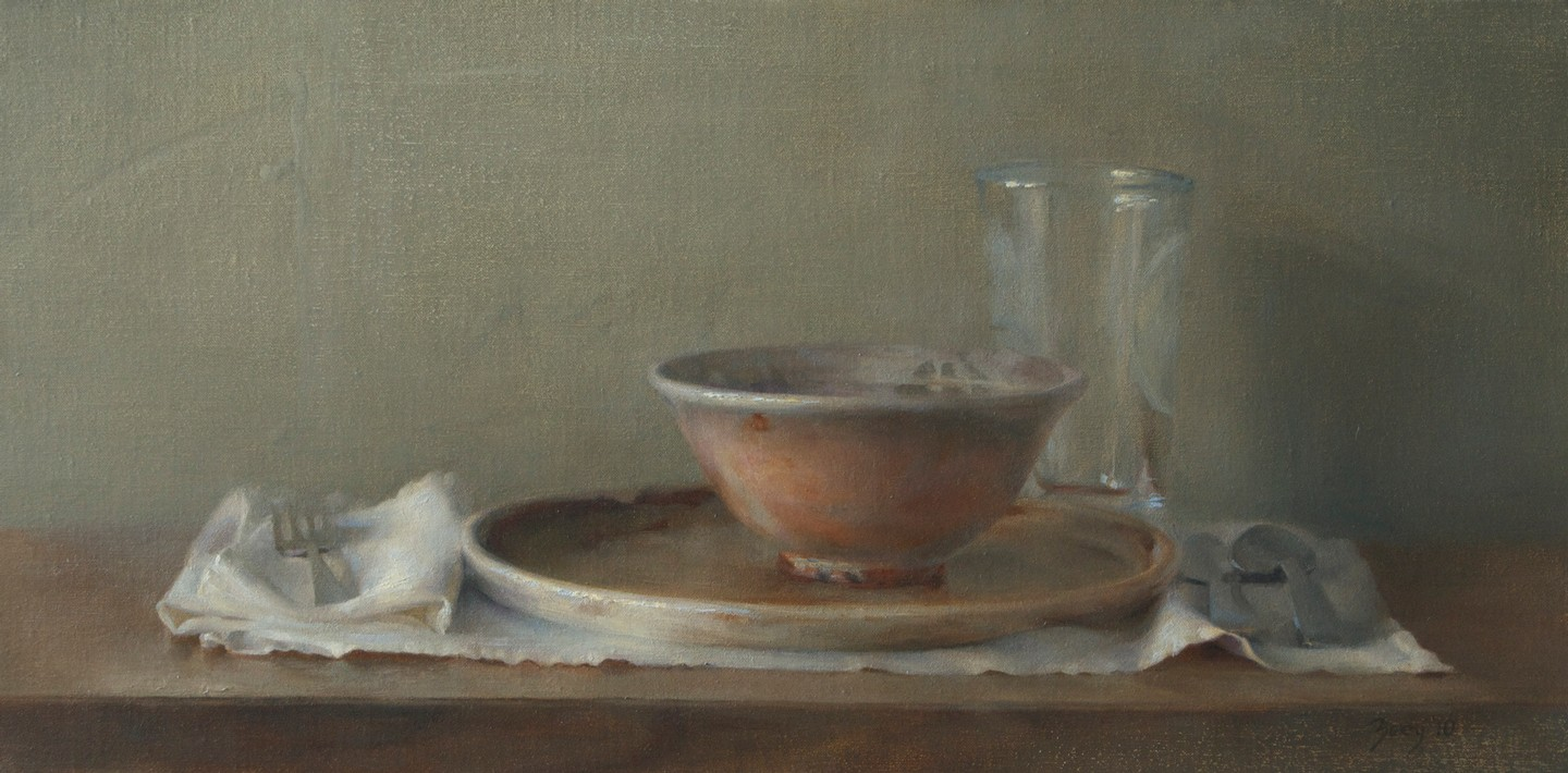 Figurative and Still Life Paintings By Zoey Frank