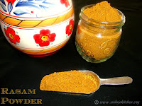 images for Rasam Powder Recipe / Homemade Rasam Powder Recipe