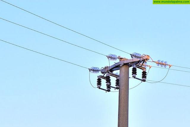 Corte de suministro eléctrico en los barrios de Santa Lucía y El Pueblo