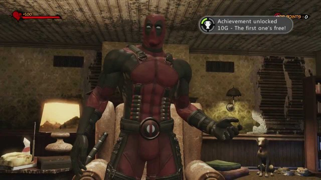 Deadpool PC game 2013
