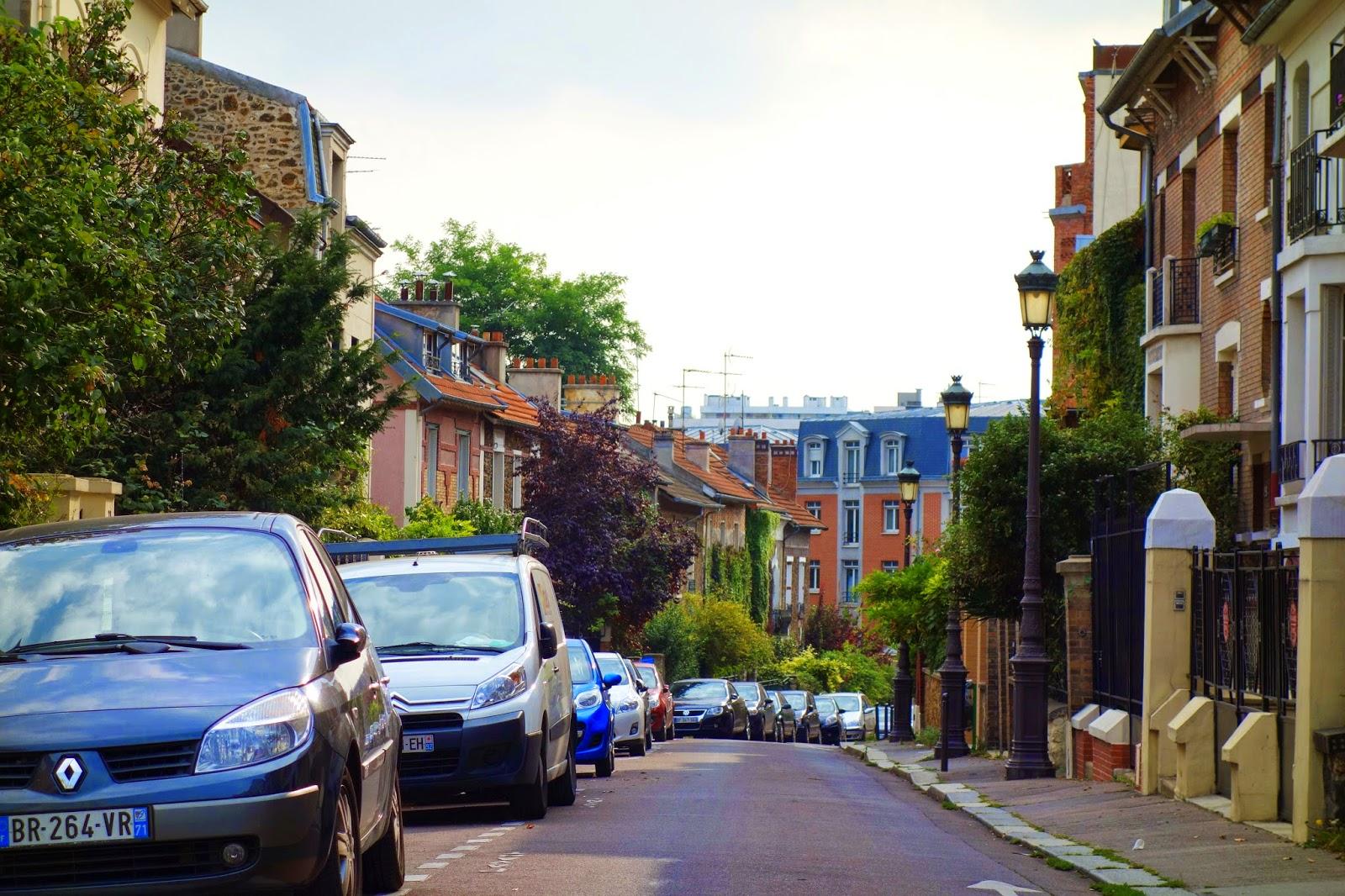 Paris village de la campagne paris la qui tude - La campagne a paris ...