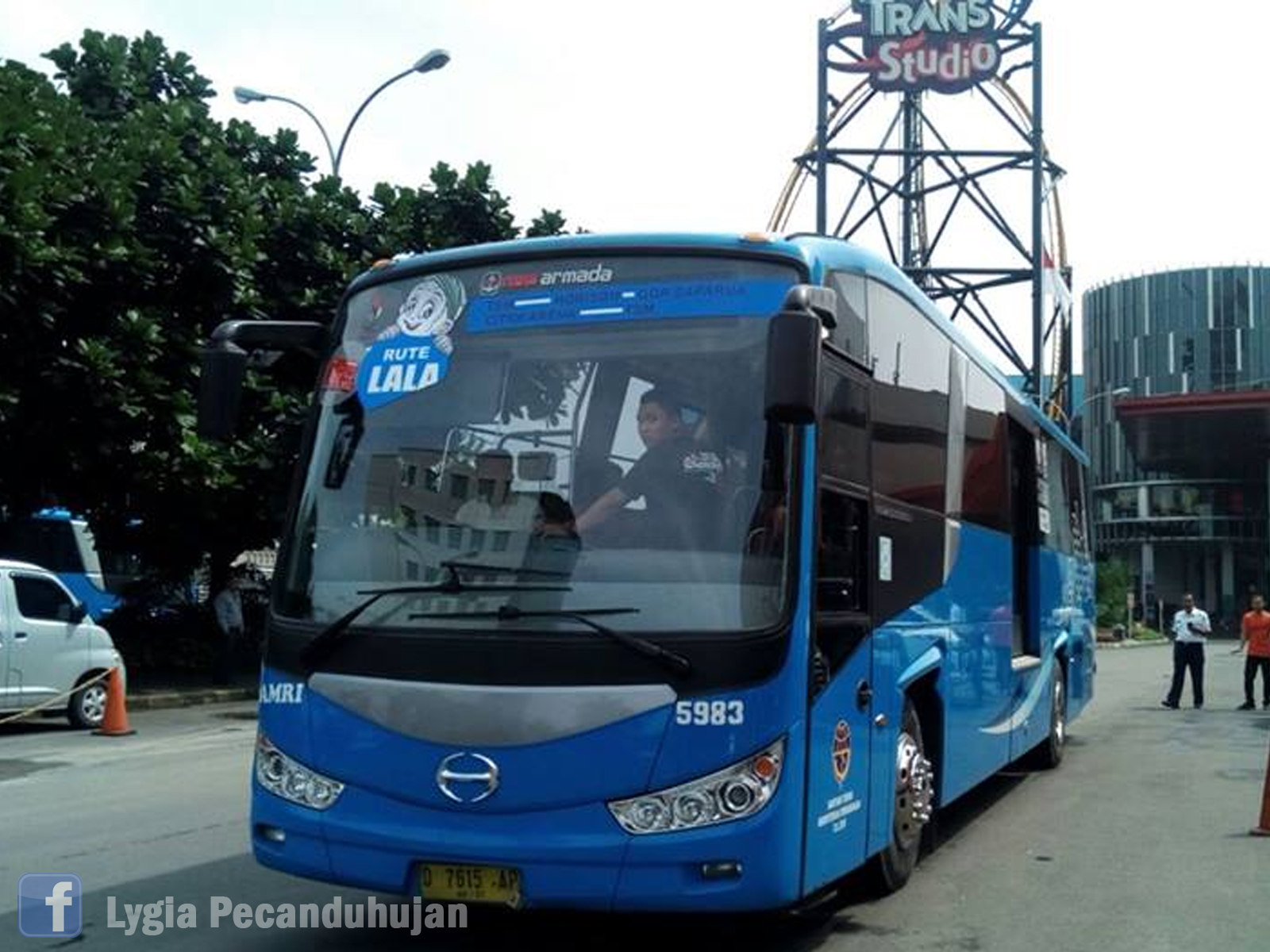 Bus Gratis PON XIX Jabar
