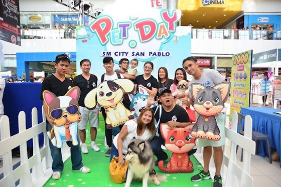 Pet Friendly Play Date At SM City San Pablo