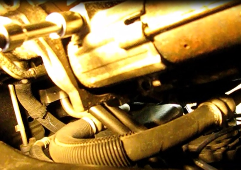 The Original Mechanic  How To Replace The Starter In A  U0026 39 98