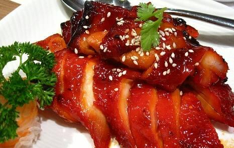 Resep Ayam  Goreng Saus Madu