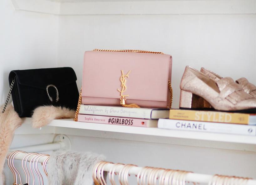Kate La Vie blog designer bags