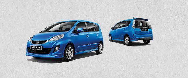 Senarai Harga Perodua Price List, Promosi Perodua Terkini   Myvi Bezza Axia Alza