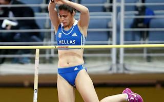 Η Κατερίνα Στεφανίδη έκανε την καλύτερη επίδοση στον κόσμο στο επί κοντώ με 4.85μ. και προσπάθησε να κάνει νέο Παγκόσμιο ρεκόρ στο Diamond League της Ρώμης!