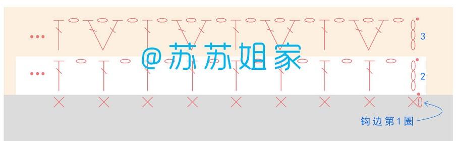 Схемы вязания пледа узором «Гусиные лапки от Шанель» (2)