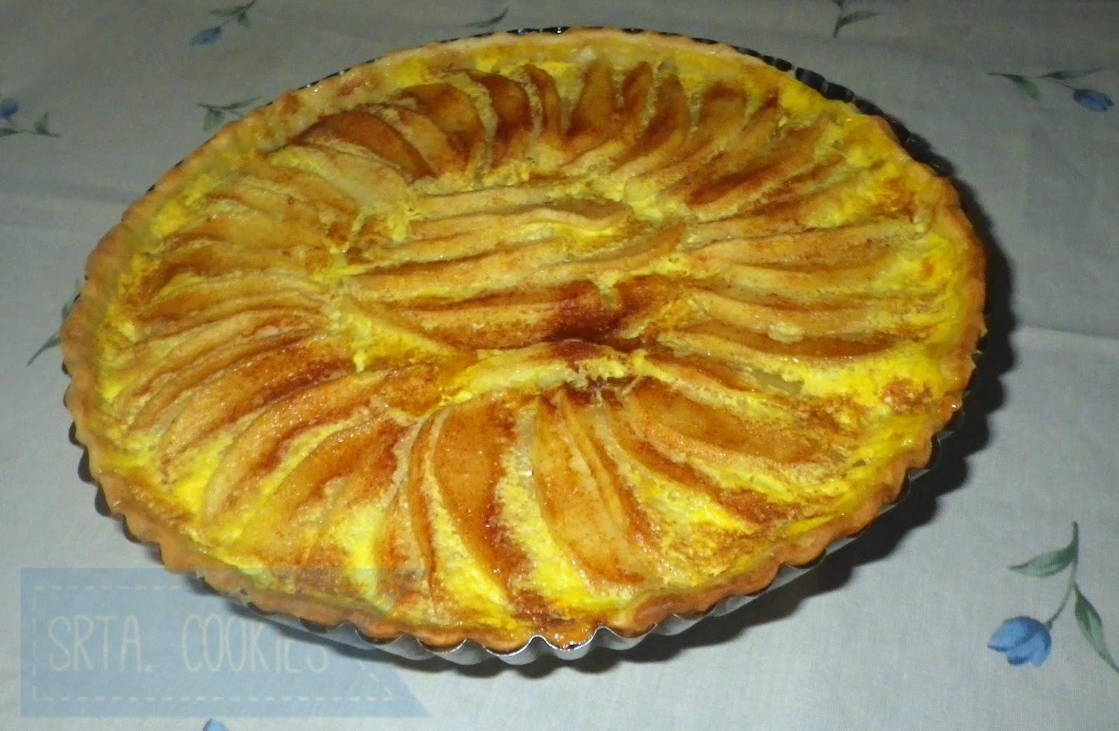 Srta Cookies Tarta De Manzana Clásica
