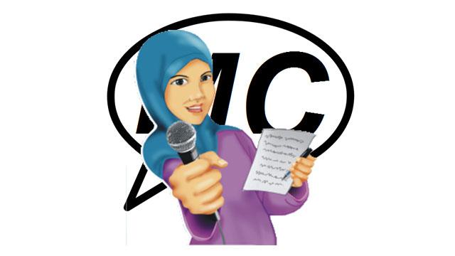 pengertian singkat tentang pembawa acara atau lebih sering kita kenal dengan MC