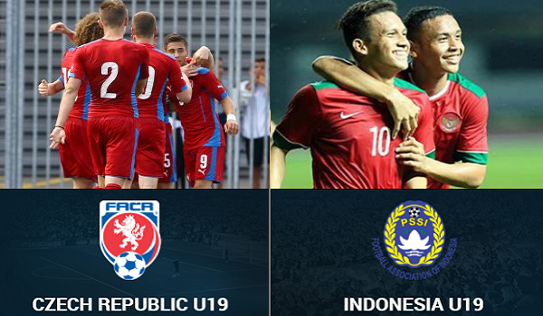 Preview Tournament Toulon 2017: Hidup Mati Timnas Indonesia U-19 Lawan Rep. Ceska U-19