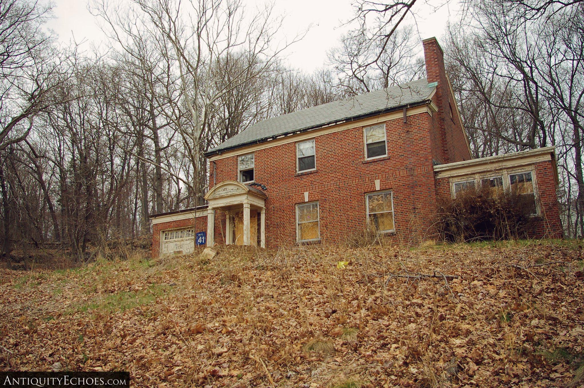 Overbrook Asylum - Doctor's Residence