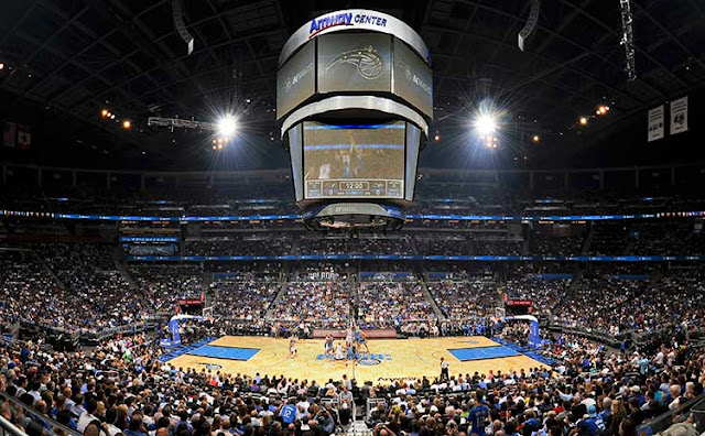 Onde comprar ingressos de jogos do Orlando Magic e NBA