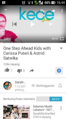 Cara Download YouTube di Android