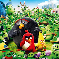 Poster Angry Birds 2016