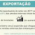 Agronegócio tem recorde de exportação em novembro