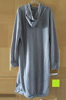 Rückseite: Yidarton Frauen Lange Aermel Double Split Hoodie Pullover Pockets Sweater Kapuzenpullover
