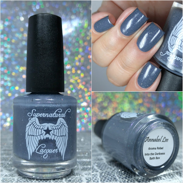Supernatural Lacquer - Annabel Lee - Aroma Rebel Box