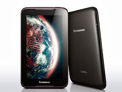 Review dan Spesifikasi Tablet LENOVO A1000