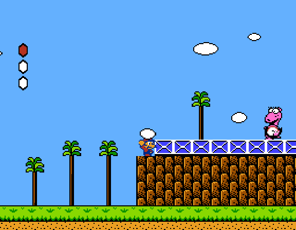 My all time favourite video games: Super Mario Bros  2 - NES