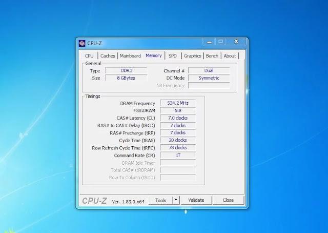 Cara Mengetahui Besar RAM dan Kecepatan RAM Komputer