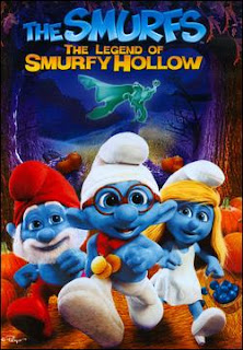 DVD Review - The Smurfs: The Legend of Smurfy Hollow