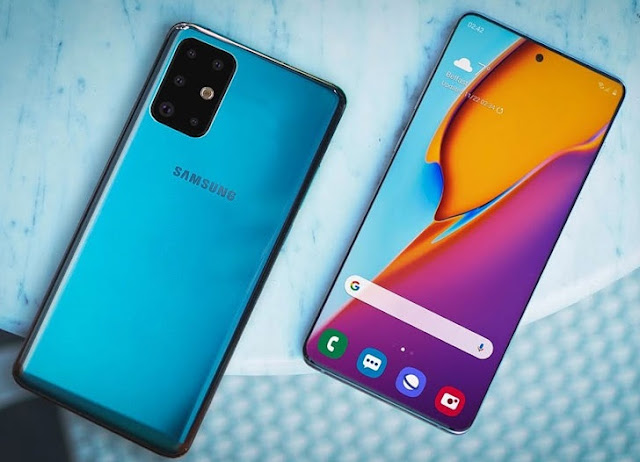 Samsung Galaxy S20 Plus (S20+): Full Phone Specs, Reviews and Price in India