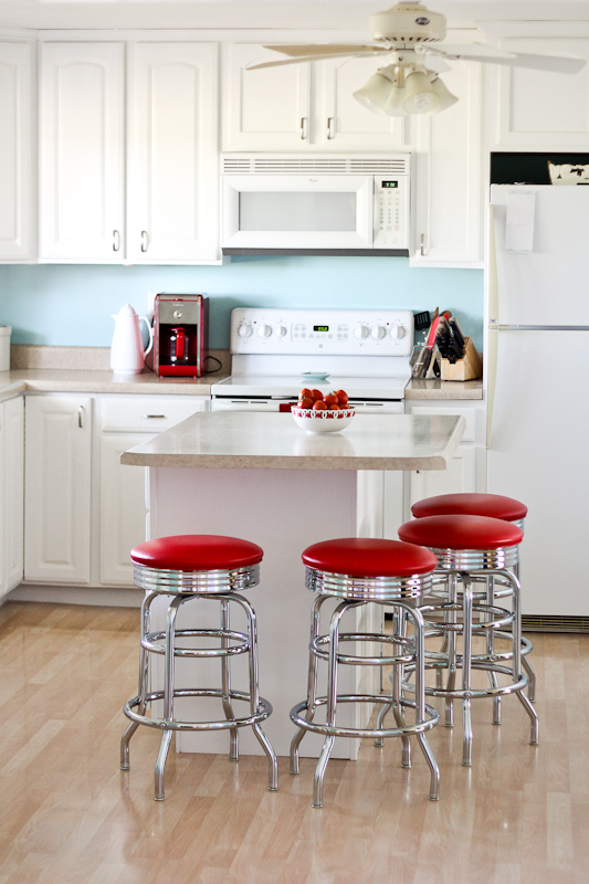 Three Things Very Dull Indeed Kitchen Makeover Revealed