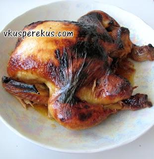 апельсиновый маринад для курицы