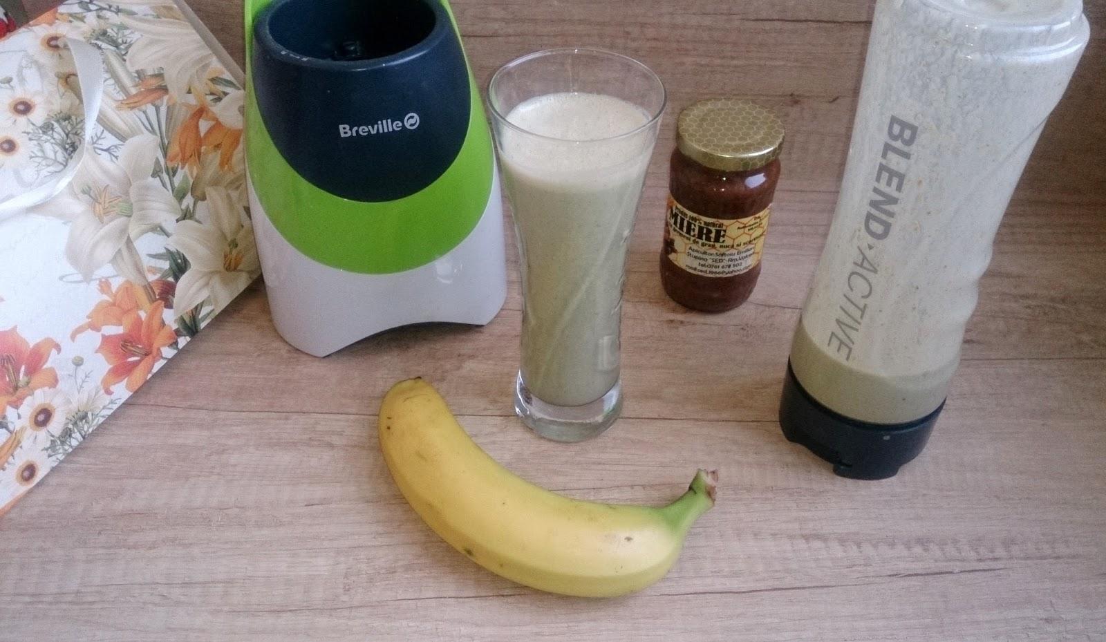 Squishy Mushy Smoothie : Soft Kitchen: Smoothie cu spanac si banane