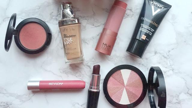 beauty, blogger, bristol, cardiff, hannah rose, hanrosewilliams, How I Change and Organise my Makeup Through Seasons, makeup, muji, organise, student, swansea,