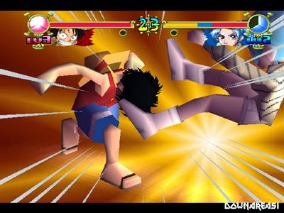 one piece playstation