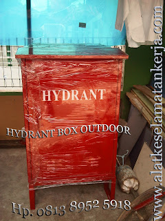 Hydrant box outdoor type