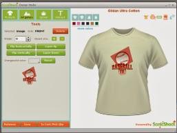 Mendesain Kaos Sesuai Selera  (T-Shirt Creator)