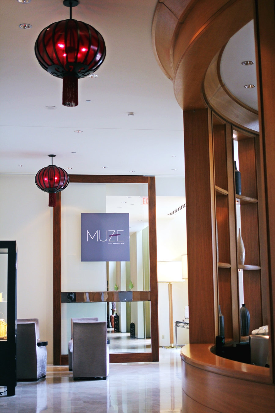 muze restaurant washington dc