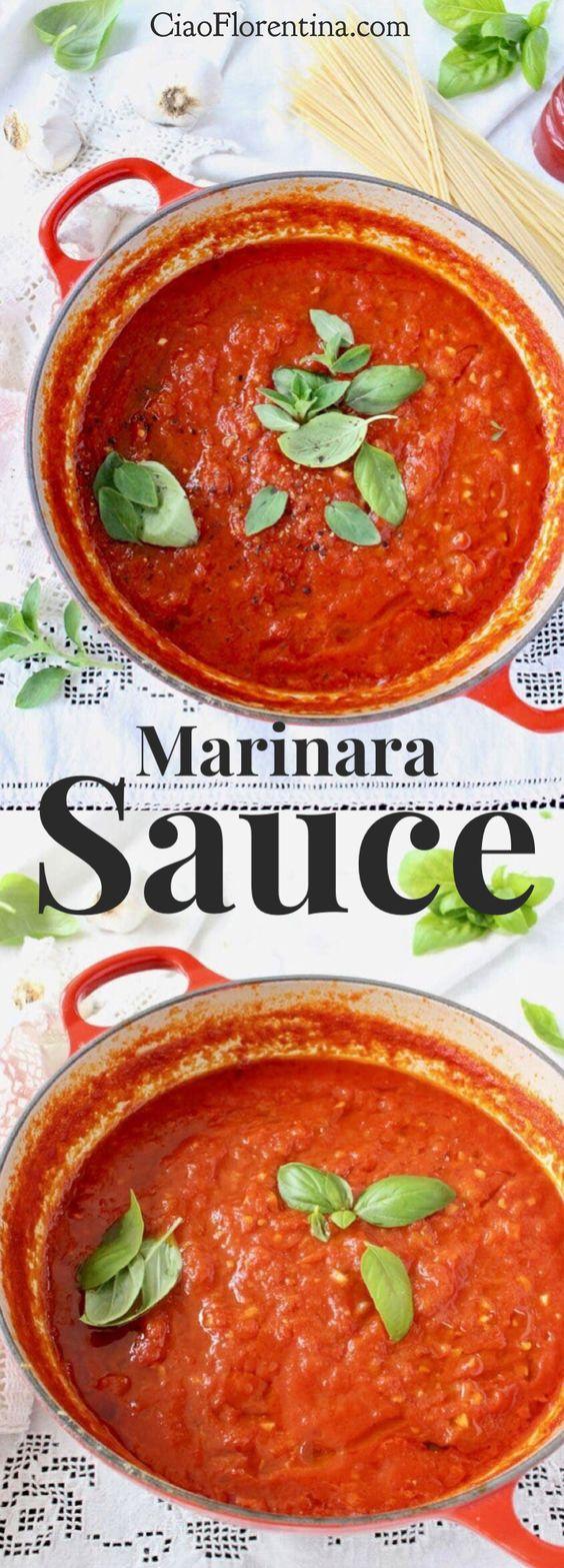Best Italian Marinara Sauce Recipe
