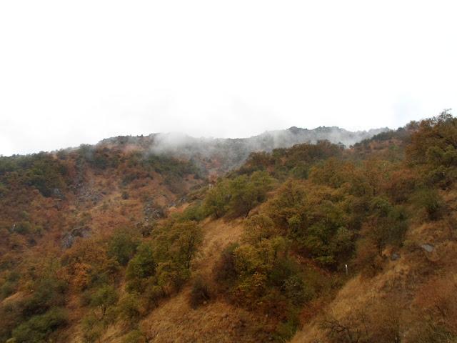 Поход в ущелье Зимчуруд, Варзоб, горы Таджикистана - фото-обзор похода