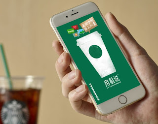 Source Starbucks. Starbucks and Weixin launch social  gifting feature.