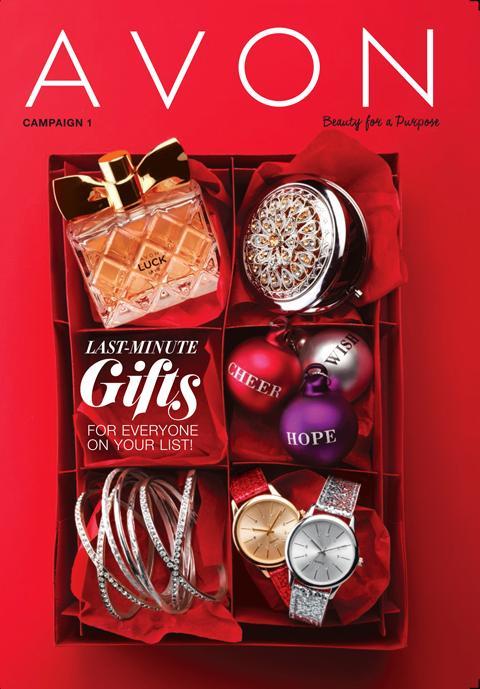 Avon Catalog Campaign 1 2017 Shop Avon >>> 12/09/16 - 12/20/16