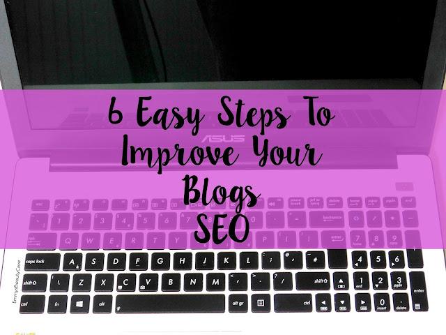 Improve SEO, Blog SEO, Blog Tips, Blog SEO Tips