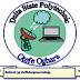 Delta State Poly Otefe-Oghara HND Admission Form - 2018/2019