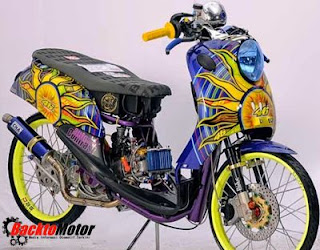 contoh motor thailook style