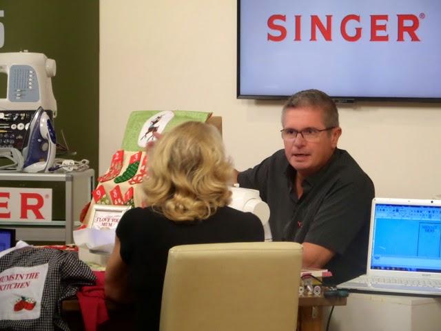 Dave Bradford at Create and Craft TV