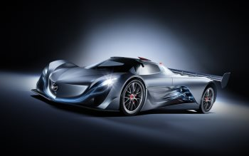 Wallpaper: Mazda Furai