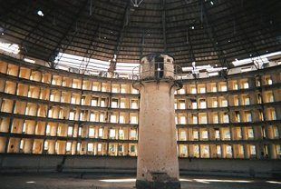 The Panopticon, the project to create the perfect prison